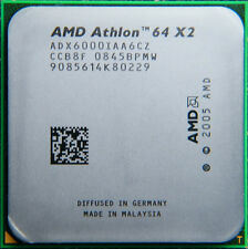 CPU AMD Athlon 64 X2 6000+ Windsor socket AM2 ADX6000IAA6CZ 125w Dual Core