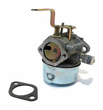CARBURETOR Carb for Tecumseh 640152A HM80 HM100 Snow Blower Thrower Tiller Motor
