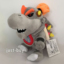 Super Mario Bros. Plush Baby Dry Bowser Jr. Soft Toy Stuffed Animal Doll 7.5""