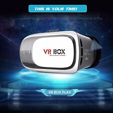 Google Cardboard 2nd Gen VR BOX Virtual Reality 3D Glasses for Samsung s7 edge
