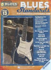 Blues Play-Along Standards Ray Charles BB KING Alto Sax Piano Music Book & CD