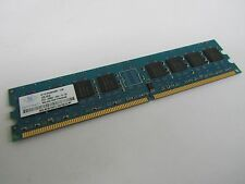 1GB Major Name Brand PC2-444 MHz PC2-4200U DDR2 Memory