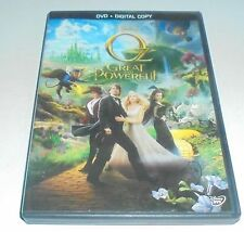 Oz the Great and Powerful (DVD, 2013) Disney Children & Family Movie