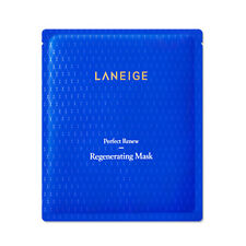 LANEIGE Perfect Renew Regenerating Mask (Bio-cellulose mask) 20ml * 5sheets
