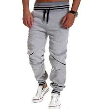 Mens Casual Sweatpants Jogger Dance Sport Harem Trousers Hip Hop Pants Leggings