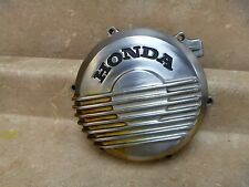 Honda 700 VF INTERCEPTOR VF700-F Used Engine Left Generator Cover 1984 #HB30