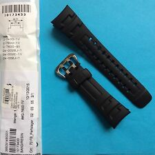 Casio Uhrband Ersatzband G-7400, G-7600, GW-002 schwarz