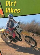 Dirt Bikes (Wild Rides!)-ExLibrary