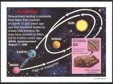 Guyana 1996 Meteorite/Mars/Space/Planets/Astronomy/Solar System 1v m/s (n23943)