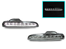 USA 2005-08 PORSCHE BOXSTER 987 CLEAR BUMPER LED DRL DAYTIME RUNNING FOG LIGHT