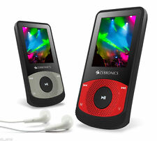Zebronics Mupic Beat 2 Portable MP4 Player MicroSD, FM,Voice Record, Video,Photo