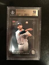 2016 Topps Now All Star Rookie Team # OS-20 Ryan Schimpf Padres RC  /665 BGS 10