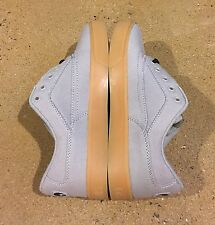 Osiris Caswell VLC Size 6 Grey Gum BMX DC Skate Shoes Sneakers Caswell Berry