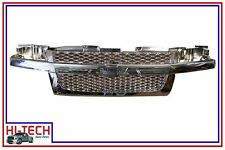 NEW 04 05 06 07 08 09 10 11 12 CHEVY COLORADO GRILLE ALL CHROME 12335794