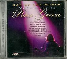 Various Artists Man Of The World | Reflection On Peter Green SACD Audio Fidelity