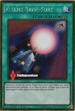 ♦Yu-Gi-Oh!♦ Flèche Brise-Sort (Spell Arrow) : PGL3-FR082 -VF/GOLD RARE-