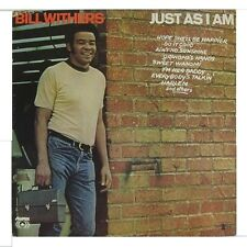"""BILL WITHERS~""""JUST AS I AM""""~U.S.ORIG.1972 ~SUSSEX-7006 """"VG+/VG+""""~LP!!!"""