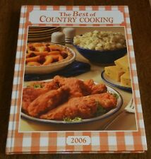 Taste Of Home THE BEST OF COUNTRY COOKING Cookbook 2006