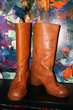 Women's Vintage Campus Boots Leather size 8 - 9