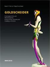Fachbuch Goldscheider Werkverzeichnis, sehr wertvolle Informationen viele Bilder