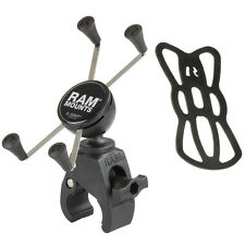 RAM Tough-Claw Mount with Universal X-Grip Cell Phone Holder fits iPhone 7 Plus