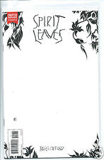 Spirit Leaves #1 Chapter House Comics 1:10 Blank Variant Cover Incentive NM-