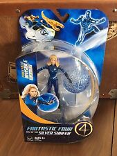 fantastic four INVISIBLE WOMAN action figure -  W FORCEFIELD -  TOYBIZ c2006