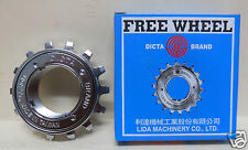 14T Rear Dicta Clutch Chrome Sprocket 14 T BMX Old School NEW Tooth Small 3/32