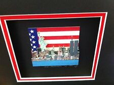 "John Suchy "" And Our Flag was Still There "" 3-D Art Signed & Numbered * Rizzi"