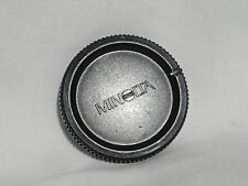 Genuine Vintage MINOLTA camera body cap BC-1000 ( for Maxxum AF mount  cameras)