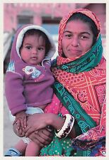 (82119) Postcard India Gujarat Kutch Child #2 - un-posted