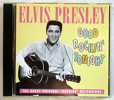 CD (s) - GOOD ROCKIN´ TONIGHT - Elvis Presley