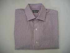 Kenneth Cole Reaction Reg Fit Men's Long Sleeve Casual Dress Shirt - 15 (32/33)