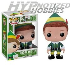 FUNKO POP MOVIES BUDDY THE ELF #10