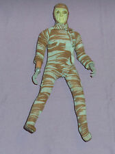 """vintage Mego MAD MONSTER 8"""" MUMMY #2 universal monsters (melted eyes)"""