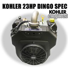 Kohler 23HP V-Twin Stationary Petrol Engine - Dingo Spec