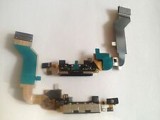 iPhone 4S Dock Connector Flex Kabel USB Anschluss Flexkabel Mikrofon Konnektor S