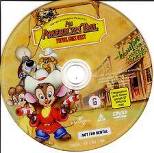 Feivel der Mauswanderer - Im Wilden Westen (2005) DVD ohne Cover