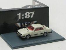 Honda Prelude mk1 (1978) blanco/Neo 1:87