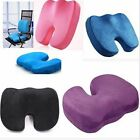 New Memory Foam Coccyx Orthopedic Cushion Office Chair Seat Pain Relief Pillow