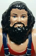 "Vintage WWF LJN - Hillbilly Jim Custom - Titan Sports 8"" Wrestling Action Figure"