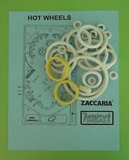 1979 Zaccaria Hot Wheels pinball rubber ring kit