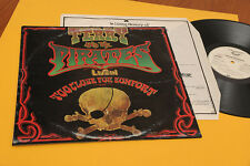 TERRY AND THE PIRATES LP TOO CLOSE FOR CONFORT 1°ST ORIG ITALY 1979 NM !!!!!!!!!