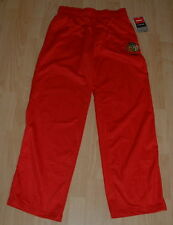 REEBOK CHICAGO BLACKHAWKS TEAM WARM UP PANTS YOUTH LARGE - SUGG. RETAIL $40