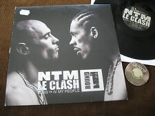 NTM LE CLASH Boss vs IV my people round 1 Hollande France 2000 | ex