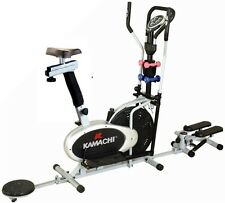 Kamachi Ob-330 Exercise Bike Cycle Orbitrek Orbitrack For Home Gym