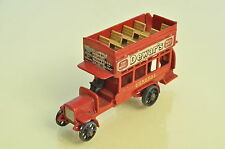 "C350 Matchbox ""MOY"" Y-2 1911 Type 'B' London Bus ""Dewar's"" A/-"