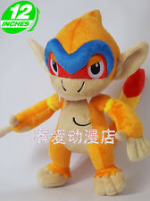 "pokemon Monferno Plush Toy stuffed doll new 12"" new first"
