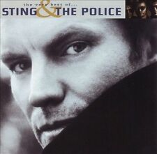 Very Best of Sting & the Police [1998]CD NEW, Nov-1997