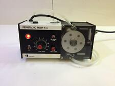 Peristaltic Pump  Pharmacia P3 Variable Speed Three Channel not Gilson